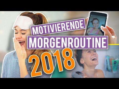 Meine MORGENROUTINE 2018 ✨ - so setze ich meine VORSÄTZE um | SNUKIEFUL