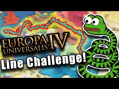EU4 but i can only expand in a line... |