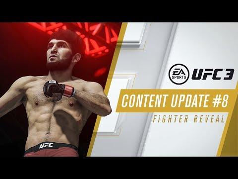 EA SPORTS UFC 3 | Content Update #8 | Zabit Magomedsharipov, Tai Tuivasa, And David Branch