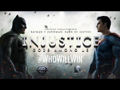 Batman v Superman - Injustice Mobile