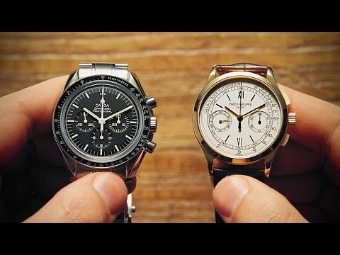 Can You Tell The Difference Between A Cheap And Expensive Chronograph? | Watchfinder & Co.