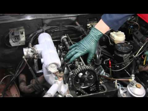 How to Check Internal Engine Timing to Determine Timing Chain Stretch