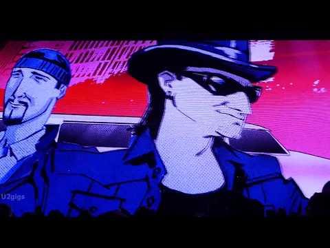 U2 Hold Me, Thrill Me, Kiss Me, Kill Me (Intermission), Tulsa 2018-05-02 - U2gigs.com