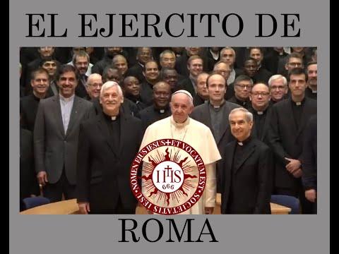 REGIMIENTO MILITAR DE ROMA: LA COMPAÑIA DE JESUS O JESUITAS
