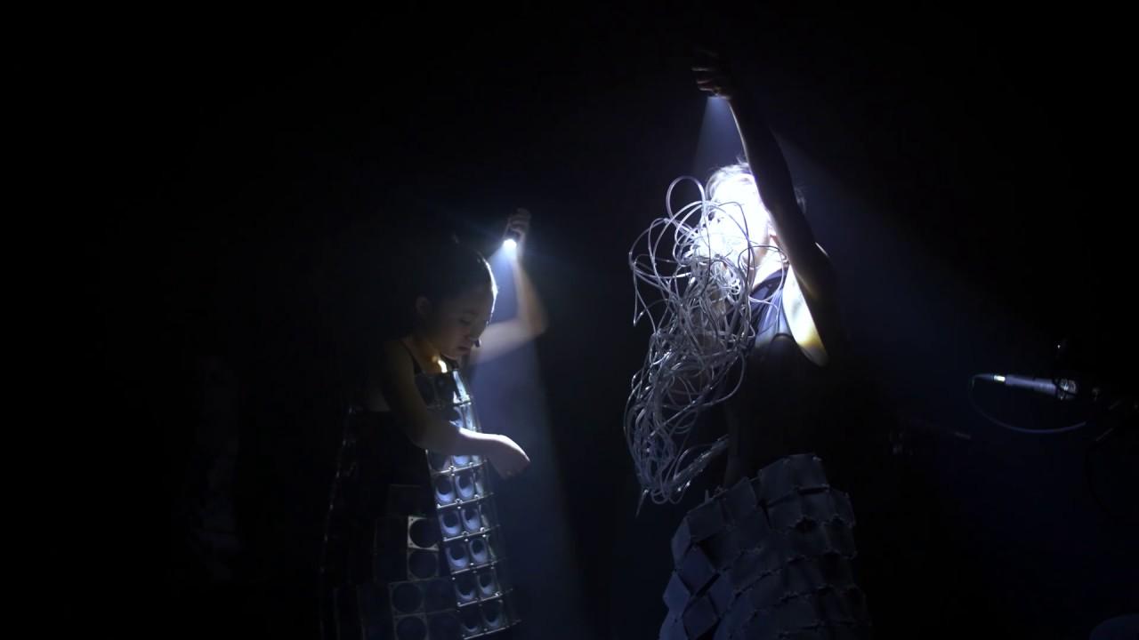 Pauchi Sasaki: Gama XV: Piece for Two Speaker Dresses (2016)