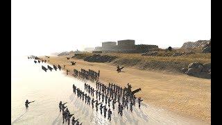 Wielka inwazja D Day na Alderanie