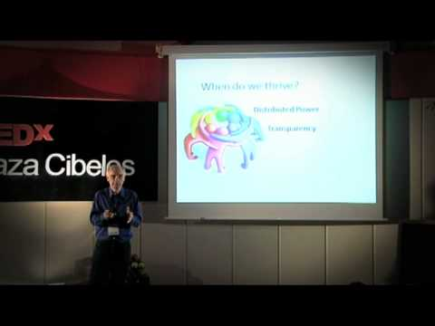 ICTs changing education in developing countries: Richard Rowe at TEDxPlazaCibeles