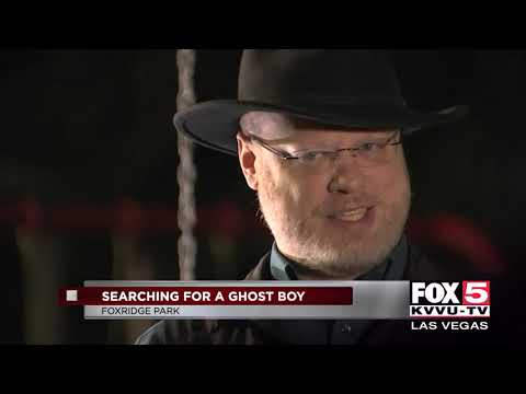 Paranormal investigator searches for valley ghost boy