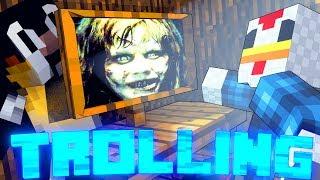 Minecraft Trolling | CODY TROLLS JOE w/ BODIL40 - Jump Scare Mod!