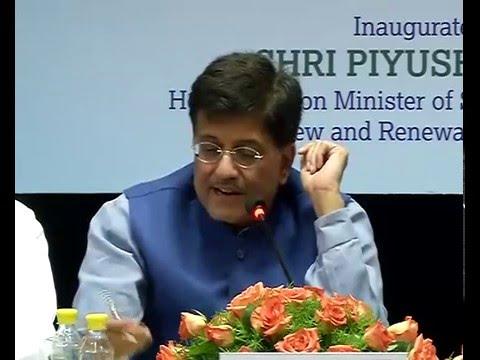 Speaking at Surya Kranti Summit Organised by Bharat Solar-Power Development Forum