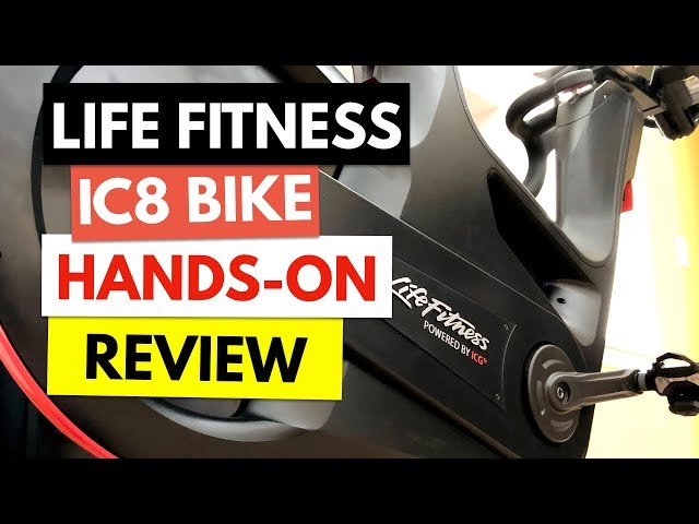 Life Fitness IC8 Power Trainer Hands-On Review