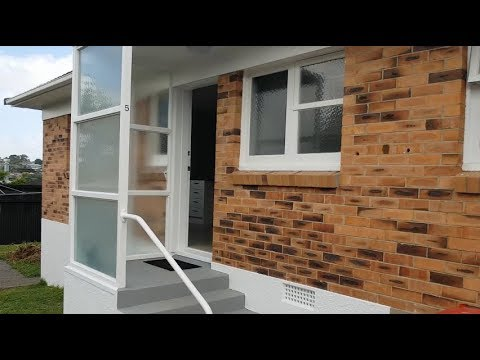 Units for Rent in Auckland NZ 1BR/1BA by Auckland Property Management