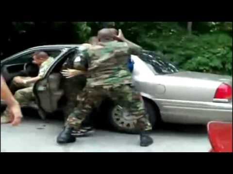 MILITARY ABDUCTION AT PITTSBURGH G20 SUMMIT!!! VIRAL!! VIRAL