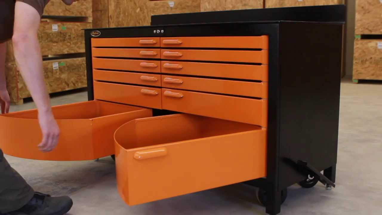 Swivel Pro 60 60 Quot Moveable Work Bench Youtube