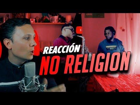 NO RELIGION (PHILIPPE) | REACCIÓN de SMDANI (Sacerdote católico)