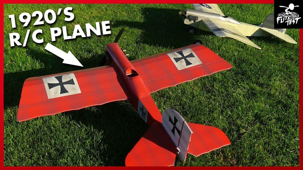 Ultimate R/C Barnstorming Plane | DIY FT SIMPLE SCOUT