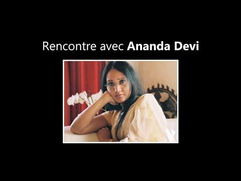 Acteurs De La Diversité Culturelle - Ananda Devi