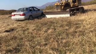 JOCA TF iza kamere Mazda vs Buldozer