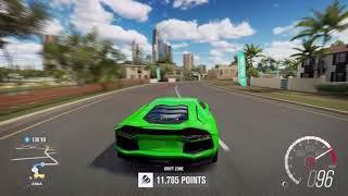 Forza Horizon 3, Career 285, Cross Bridge Drift Zone, 27265