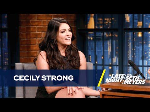 Cecily Strong Has Sympathy for Melania Trump