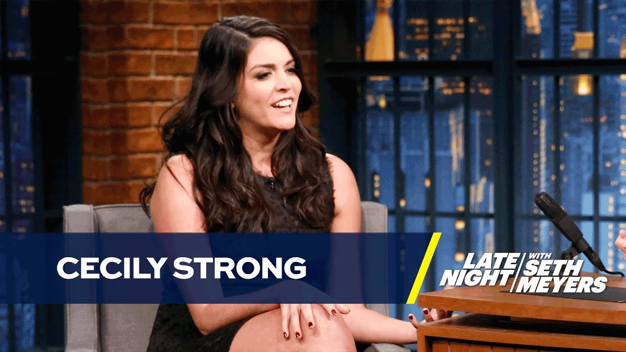 cecily strong imdb