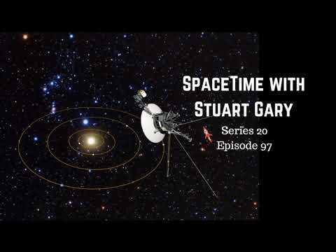 Voyager 1 Fires Up Thrusters After 37 Years - SpaceTime with Stuart Gary S20E97