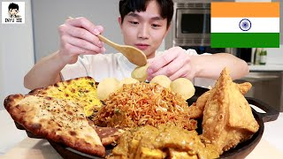 SUB) INDIAN FOOD FEAST [인도음식 3…