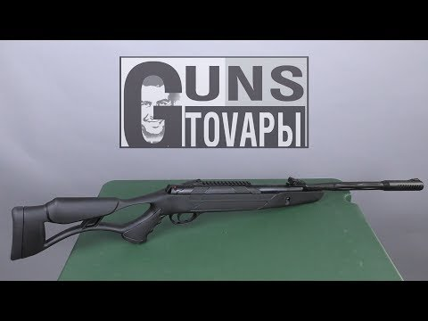 Пневматична гвинтівка Hatsan AIRTACT ED з газовою пружиною Vado + розконсервація