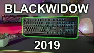 NEW Razer Blackwidow 2019 Keyboard Review