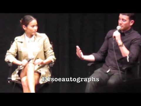 Jamie Chung and Bryan Greenberg talk about their romantic movie Already Tomorrow in Hong Kong