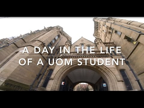 Student vlogs: A day in a life of a Manchester student