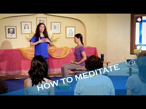 Hong-Sau technique - Ananda Meditation