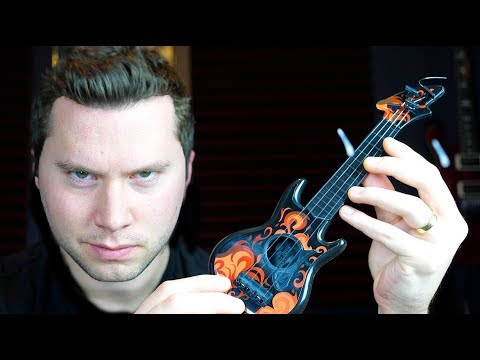 Download Youtube: My New $1 Guitar