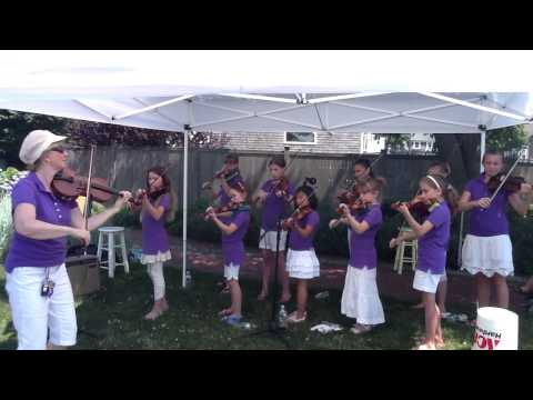 Cape Cod Girls Violin Ensemble