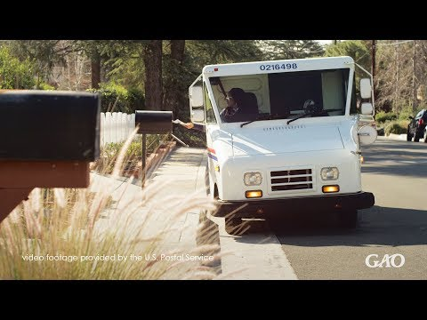 GAO: The Watchdog Report Podcast Goes on Location to Discuss the U.S. Postal Service's Monopolies
