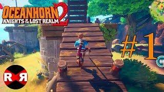 Oceanhorn 2: Knights of the Lost Realm - Apple Arcade - 60fps TRUE HD Walkthrough Gameplay Part 1