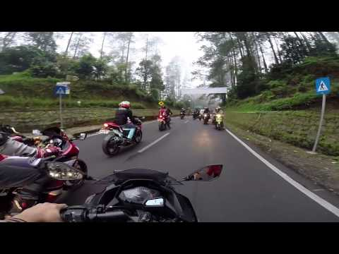 GoPro | Meet Ninja 250 Injection Owners Jakarta at Bandung, Indonesia Part 2