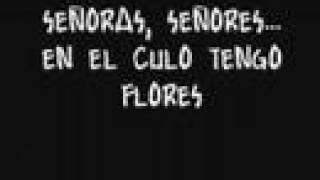 Señoras, Señores... En El Culo Tengo Flores (1º Trailer)