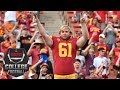 USC's long snapper, who is blind, talks about his inspirational journey to the field | ESPN