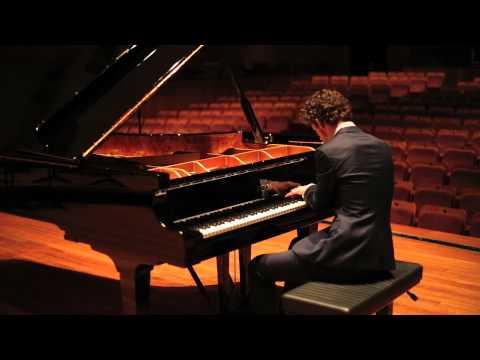 "William Cesta plays Smetana: Concert Etude in G# Minor, ""By the Seashore"""