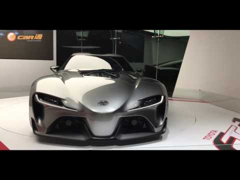 【 Toyota FT-1 in Hong Kong】