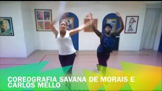 Baixar Coreografia Qualidade de Vida Simone & Simaria ft Ludmilla por Savana de Morais e Carlos Mello