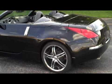 2004 Nissan 350z Roadster You