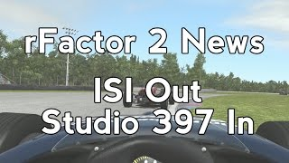 rFactor2 : Studio 397, Welcome Our New rF2 Overlords