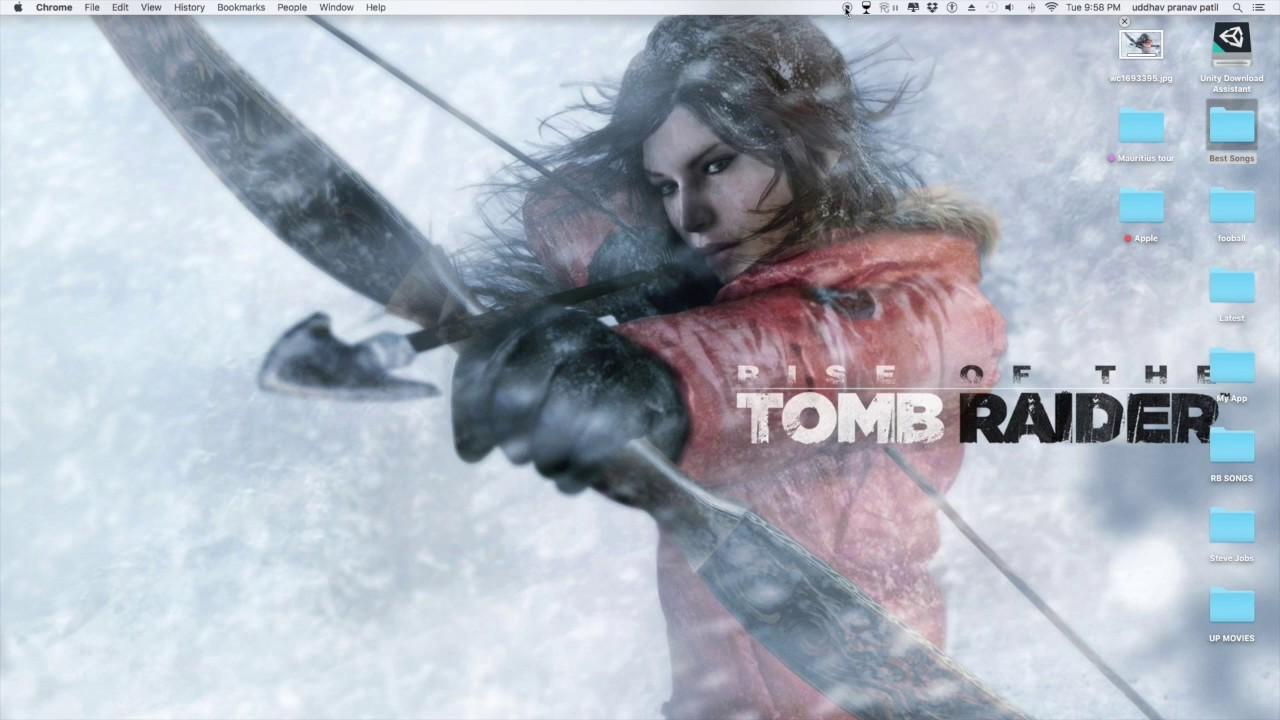 Screenshots of Tomb Raider: Anniversary
