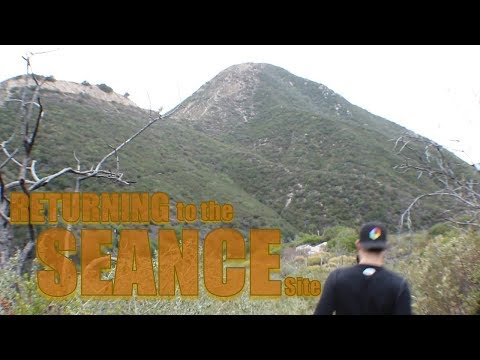 Vlog #53 // ANGELES NATIONAL FOREST // Returning to the Site of the Seance!!
