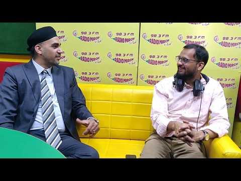 Interview with RJ Dhvanit - 98.3fm, Radio Mirchi Ahmedabad