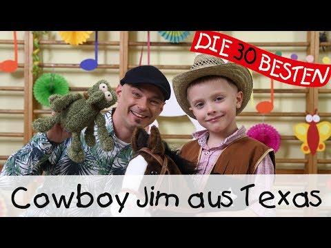 Cowboy Jim aus Texas - Singen, Tanzen und Bewegen    Kinderlieder