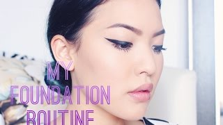 My Foundation Routine Thumbnail