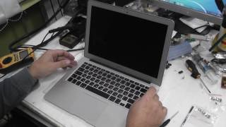 видео Ремонт Macbook Air